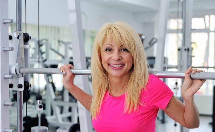 Cómo combatir el repentino aumento de peso durante el perimenopausia