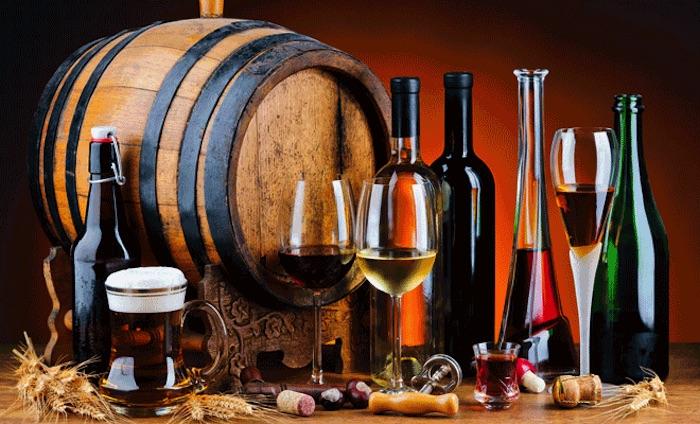 शराब के लिए असामान्य प्रतिक्रियाओं