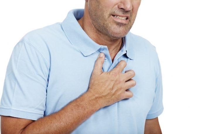 Brennen im Magen oder in der Brust Könnte es GERD sein?