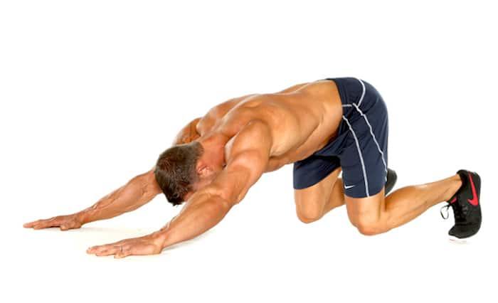 Como llevar una lesión en el hombro
