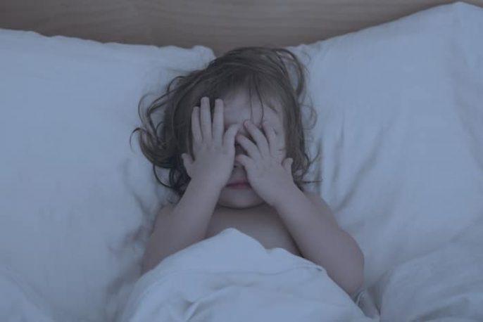 रात भय बुरे सपने की तुलना में अधिक गंभीर हैं