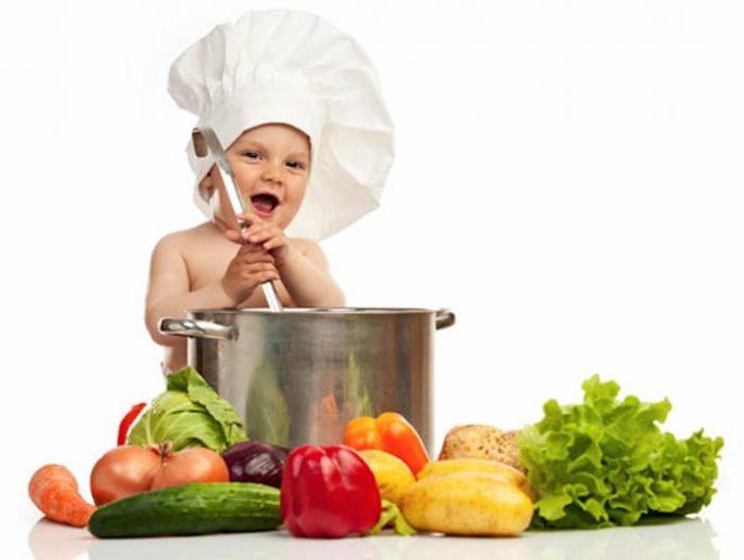 Sind Fleisch und Fisch gesunde Lebensmittel für Kinder?
