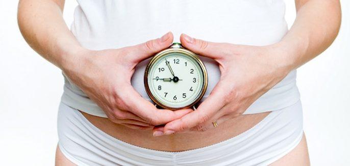 Testear la saliva de la ovulación