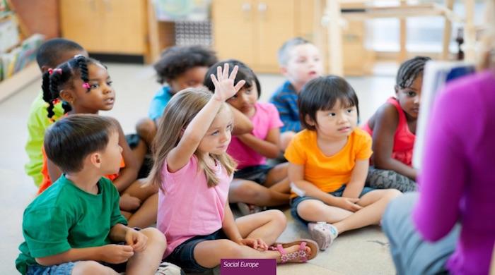 Kako (in zakaj) razpravljali o rasni in rasizma s svojimi otroki, bela?