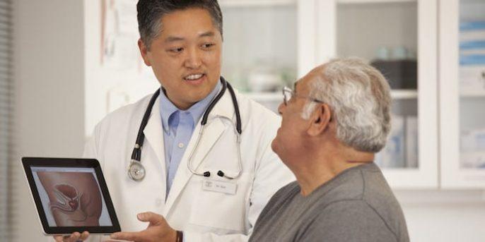 La sudoración puede ayudar a reducir los riesgos de cáncer de próstata