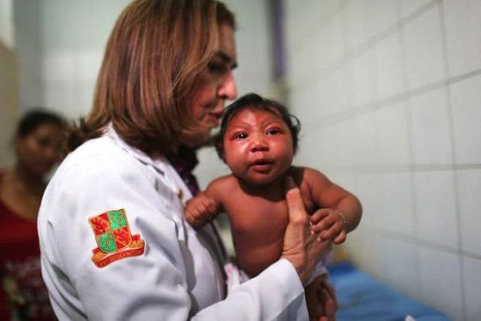 Zika: El virus responsable del auge de microcefalia. ¿Los casos podría ser una enfermedad de transmisión sexual?
