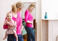 Alimentos para bajar de peso después del parto