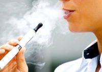 E-Cigarrillos un millón de veces más perjudicial que el aire exterior, según un estudio