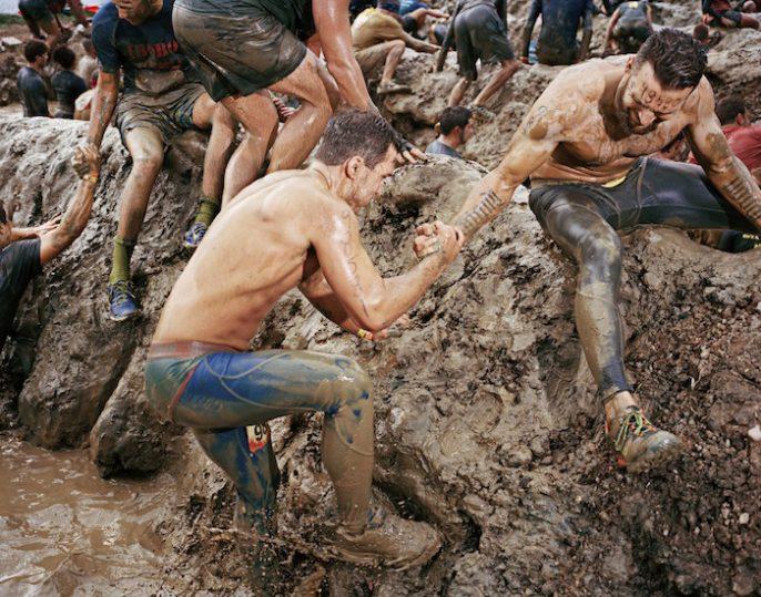 entrenamiento Tough Mudder