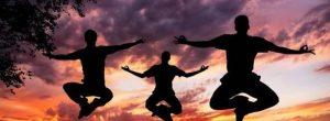5 Formas de yoga que são boas para você