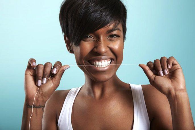 Las manchas permanentes en los dientes