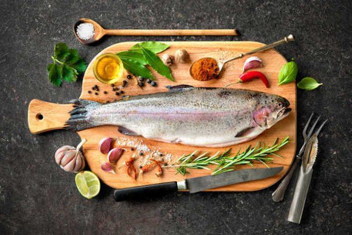 Uživanje rib v nosečnosti