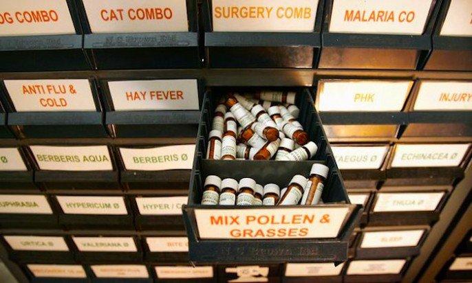 Como homeopatia realmente ajudar e curar, às vezes, câncer de cólon