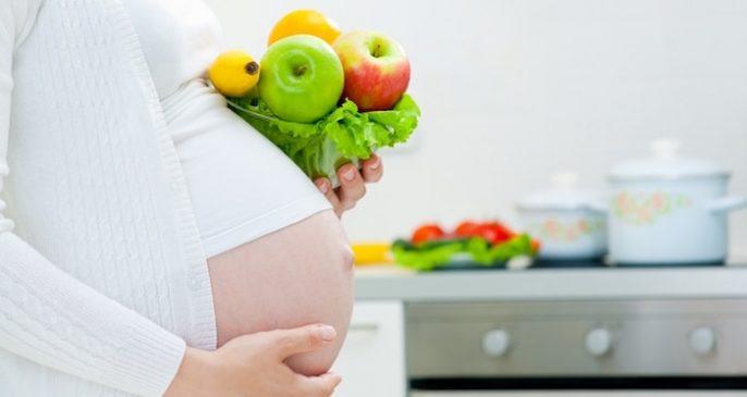 Dieta saludable para el embarazo