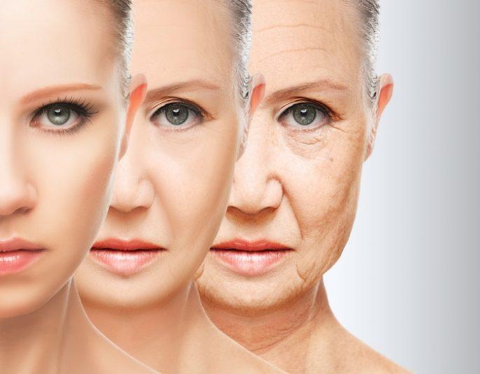 ¿Qué causa el envejecimiento prematuro?