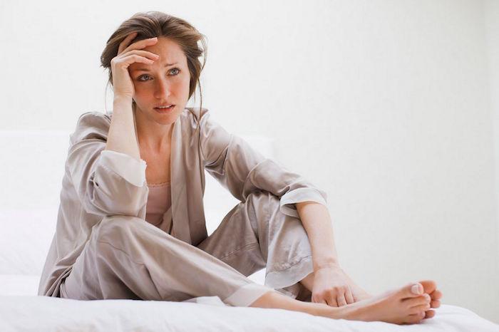 Ausencia de la menstruación