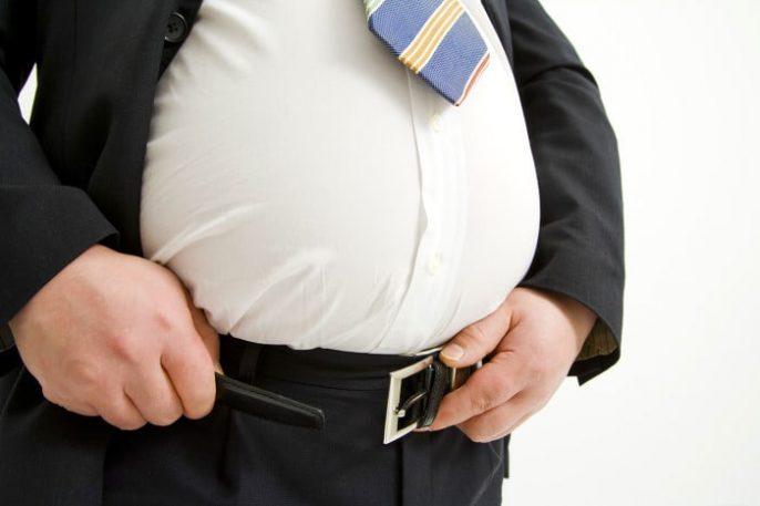Los hombres obesos y la infertilidad