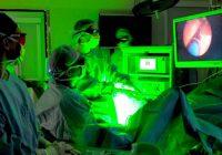 Vergrößerung der Prostata: Laser-Prostata-Operation