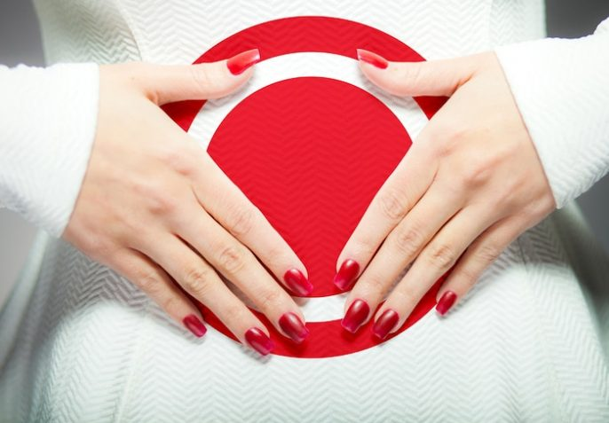 ¿Qué ocurre durante la menstruación?