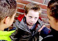 Mi hijo está siendo acosado: ¿Cómo puedo protegerlos?