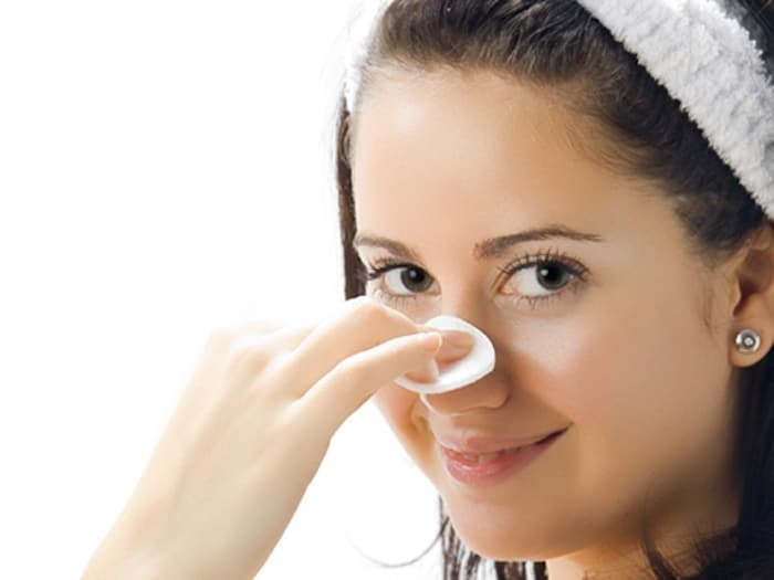 Tratamento para o rosto oleoso