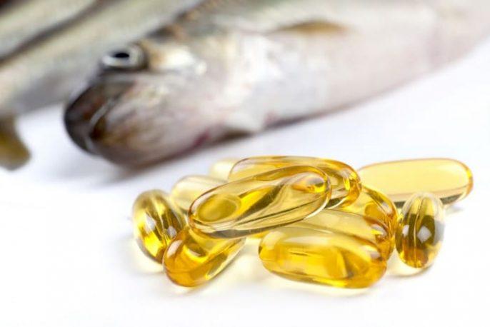 زيوت السمك جيدة للصحة والمرض