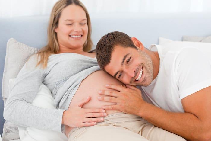 怀孕: 给家长的建议