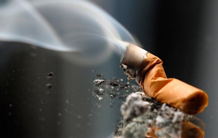 戒烟后发现她怀孕