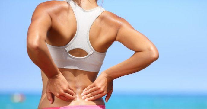 El dolor de espalda: Causas y factores de riesgo