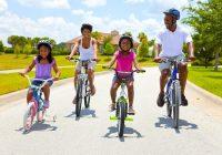 غرس عادات ممارسة صحية في أطفالك