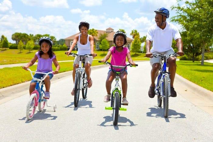 Inculquer des habitudes d'exercice sain chez les enfants