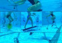 El logro de objetivos con su medio acuático para tonificación corporal: Nadar para ponerse en forma