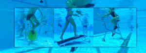 Alcançar objetivos com seu ambiente aquático para tonificar o corpo: Natação para fitness