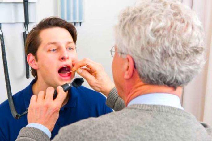 Síntomas de laringitis y tratamiento