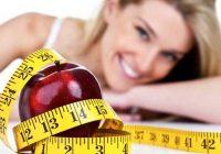 هل خل التفاح يؤثر على فقدان الوزن؟
