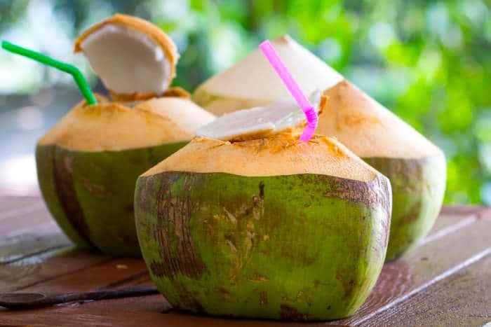Prednosti kokosova voda odvisna dobili ustrezne oznake