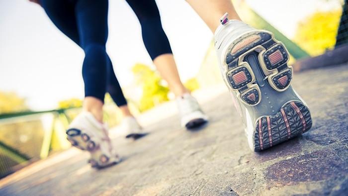 ¿Es realmente necesario caminar 10.000 pasos cada día?