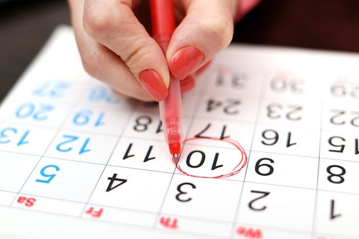 Ugotavljanje ovulacije z saliva test
