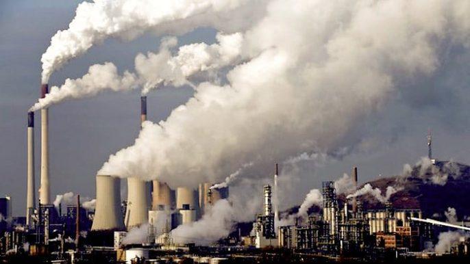 La contaminación de partículas con el cáncer, nacimientos prematuros