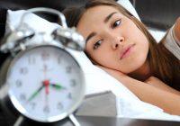 失眠及其治疗