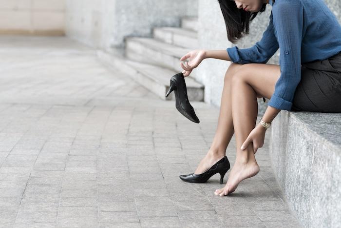Évaluation des crampes dans les jambes: Que se passe-t-il?