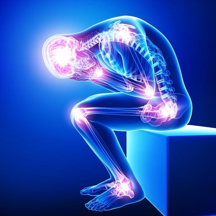 Fibromialgija in sindrom kronične utrujenosti