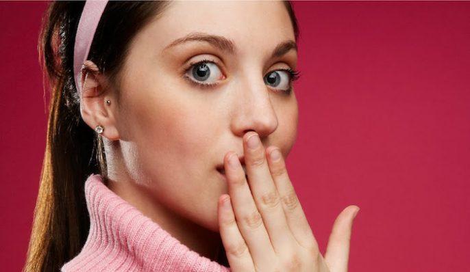 La halitosis o el mal aliento