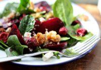 为新素食主义者和'灵活主义者'提供富含蛋白质的沙拉的想法