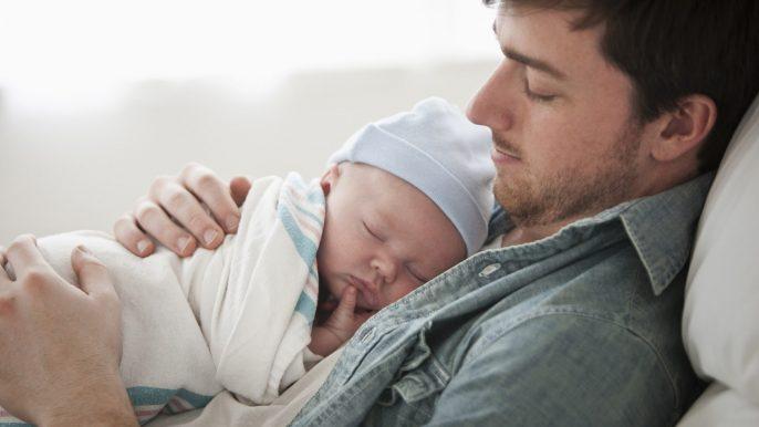 Los nuevos padres: ¿Cómo hacer frente a la falta de sueño?