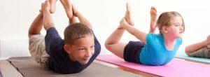 5 Načinov, da joga lahko postavljeno za otroke