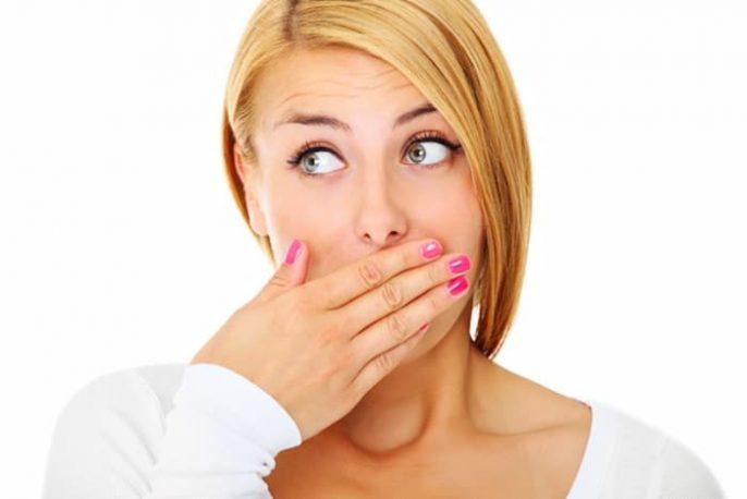 ¿Área áspera debajo de la lengua?