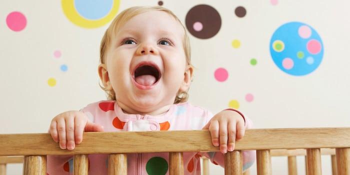 发展的宝宝: 开始说话