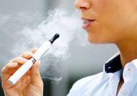 El humo del e-cigarrillo es menos dañino para las células del corazón humano que el humo del cigarrillo