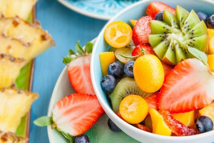 Obst und Gemüse: Was stimmt nicht, wenn wir täglich über 5 sprechen?